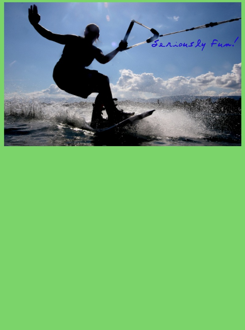 Learn to Water Ski